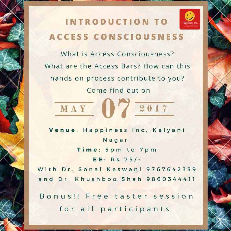 Introduction to Access Consciousness